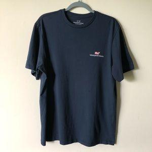 Vineyard Vines Men's VV Whale Logo Graphic TShirt